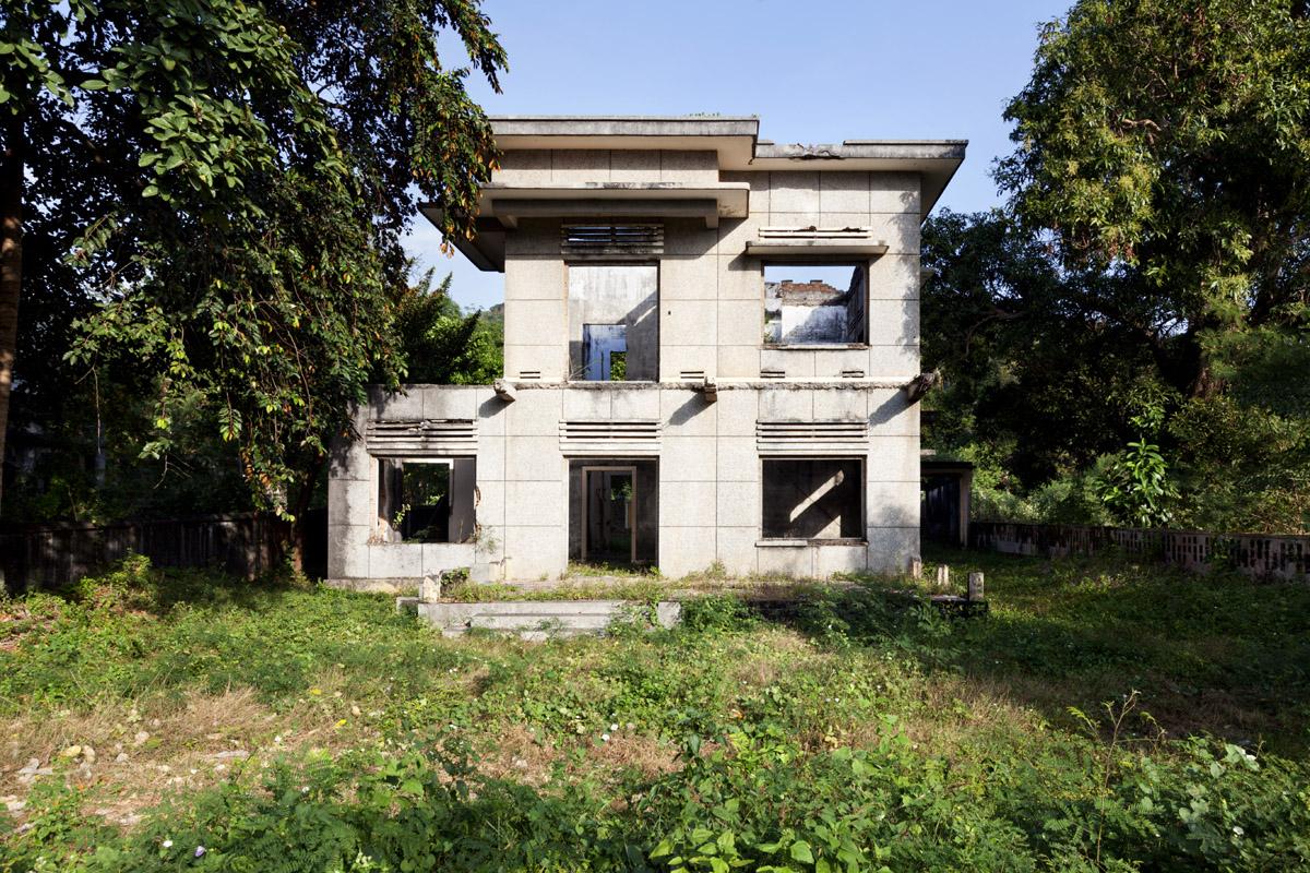 kep, cambodia, villas, modernist, art nouveau, nature, kampot,