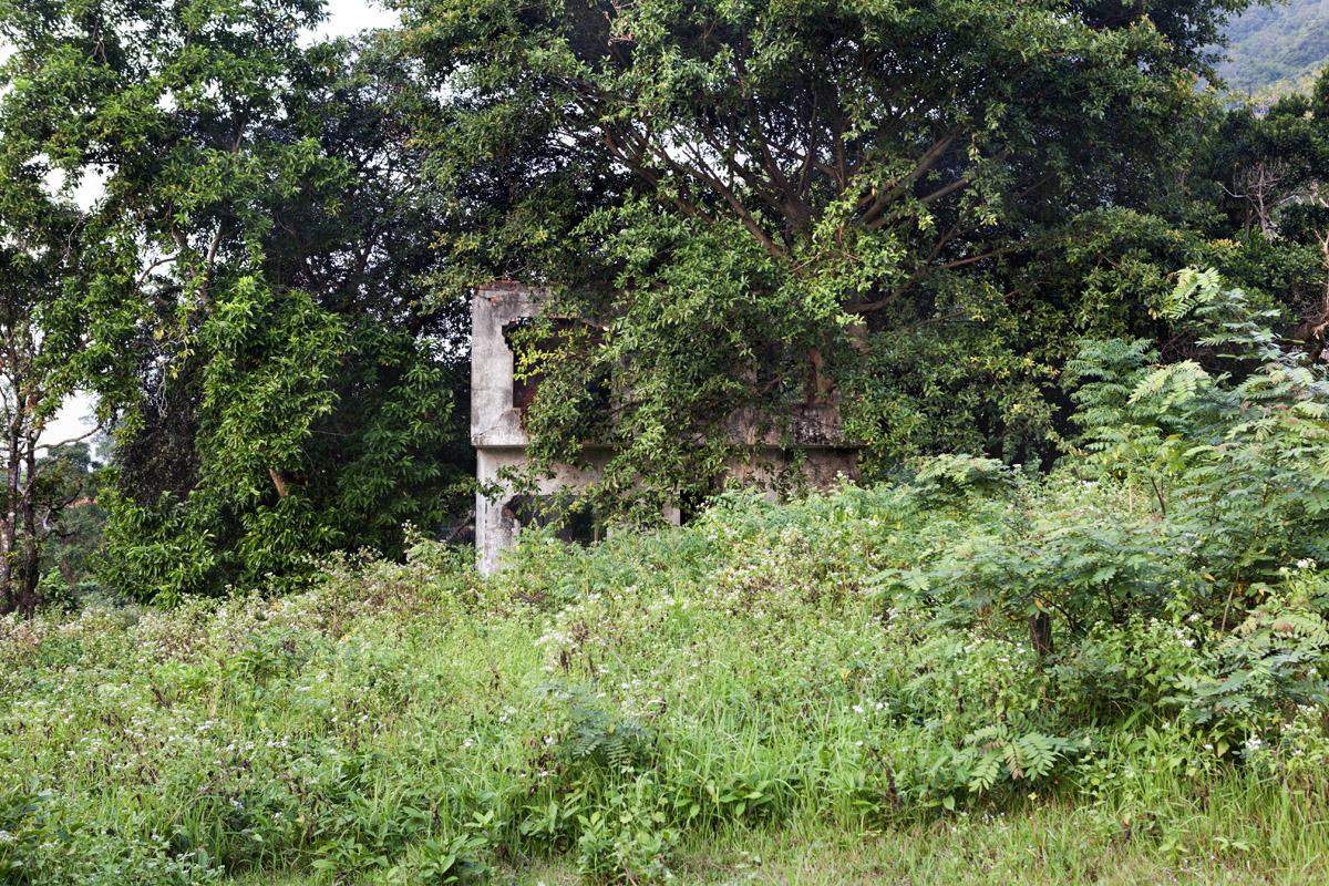 kep, cambodia, villas, modernist, art nouveau, nature, kampot, architecture,