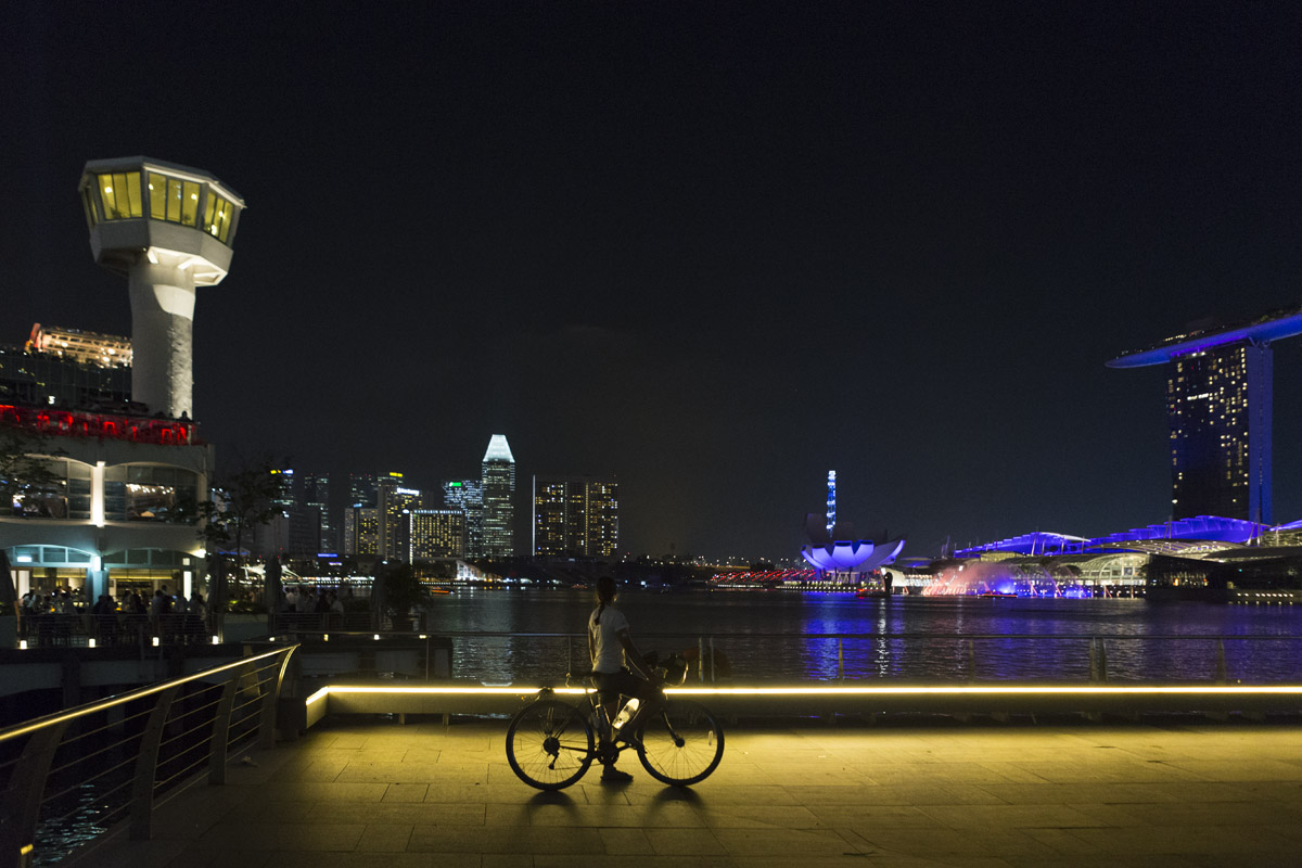 for a piece of cake, bike touring, bicicletta, diabete, tipo 1, reportage, storytelling, singapore